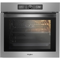 Whirlpool 60cm Hydrolytic Single Oven - AKZ96220IX