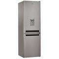 Whirlpool 60cm Frost Free Fridge Freezer - BSNF8451OXAQ