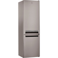 Whirlpool 60cm Frost Free Fridge Freezer - BSNF9782OX
