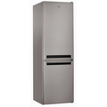 Whirlpool 60cm Frost Free Fridge Freezer - BSNF8151OX