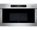 Whirlpool 60cm Integrated Microwave with Grill - AMW438IX