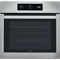Whirlpool 60cm Multifunctional Pyrolytic Single Oven - AKZ96270IX