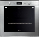 Whirlpool 60cm Multifunctional Electric Single Oven - AKZM756IX