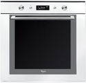 Whirlpool 60cm Multifunctional Electric Single Oven - AKZM756WH