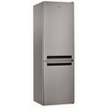 Whirlpool 60cm Static Fridge Freezer - BLF8121OX
