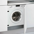 Whirlpool 7kg, 1400 spin Integrated Washing Machine - AWOC7714
