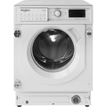 Whirlpool 8+6kg, Integrated Washer Dryer - BIWDWG861484