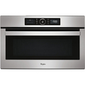 Whirlpool 800W Built In Microwave and Grill - AMW730IX