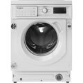 Whirlpool 8kg, 1400 Spin Washing Machine - BIWMWG81484