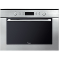 Whirlpool 900W Built In Microwave and Grill - AMW820IX