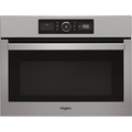 Whirlpool 45.5cm 900W Built In Microwave And Grill - AMW9615IX
