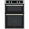 Whirlpool 90cm Built In Electric Double Oven - AKL309IX