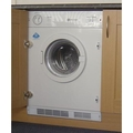White Knight 6kg Vented Integrated Tumble Dryer - C8317WV