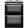 Zanussi 60cm Double Oven Induction Cooker -  ZCI66050XA