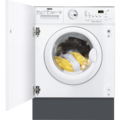 Zanussi 7+4kg, 1200 Spin Integrated Washer Dryer - ZWT71201WA