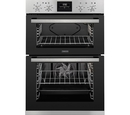 Zanussi 90cm Built In Electric Double Oven - ZOD35660XK