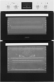 Zanussi 90cm Built In Electric Double Oven - ZOD35661WK