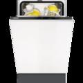 Zanussi 9PL Integrated Slimline Dishwasher - ZDV12004FA Graded